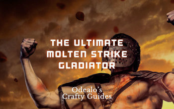 The Ultimate Molten Strike Gladiator - Odealo's Crafty Guide