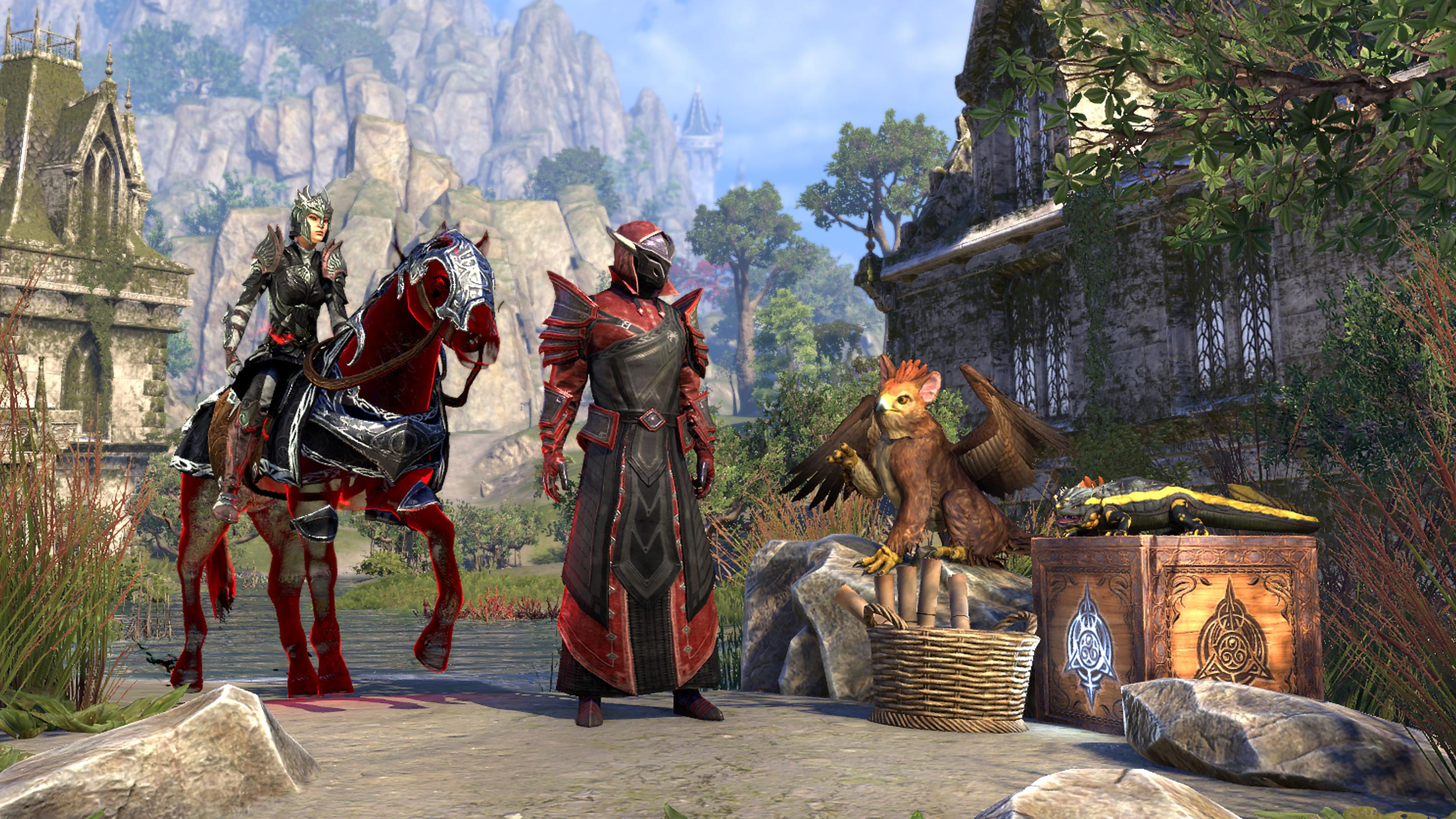 Summerset Collector's Pack [Crown Item]