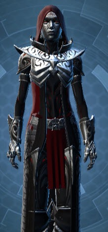 Callous Conqueror's Armor Set US