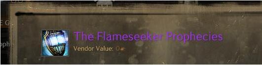 The Flameseeker Prophecies