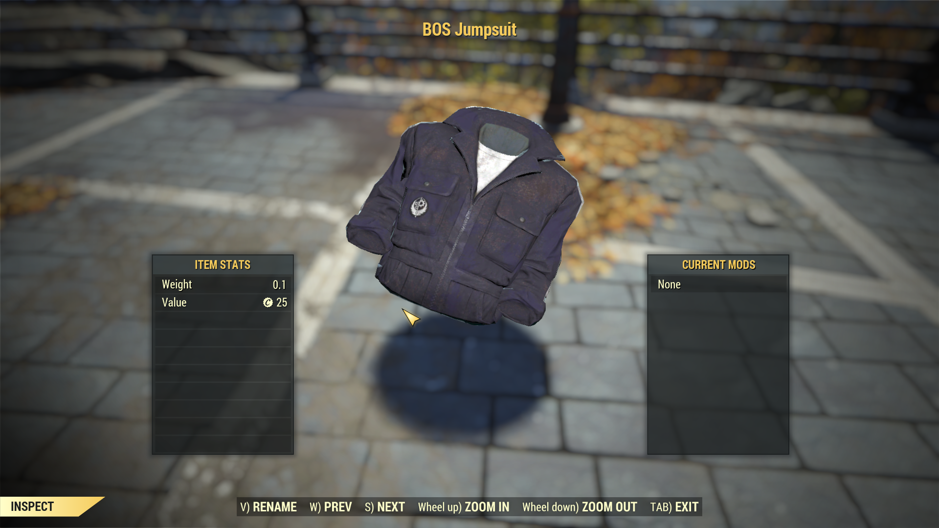 [Rare outfit] BOS Jumpsuit