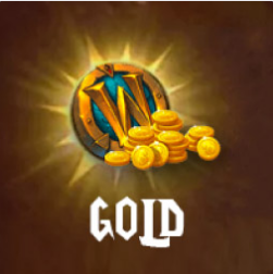 WOW (US) GOLD--All Server--Minimum delivery amount 500K+